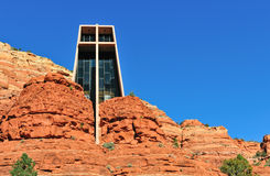 Arizona church Royalty Free Stock Photography
