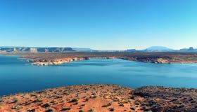 arizona Colorado podkowy rzeka usa arizonan USA zdjęcia stock