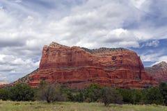 Arizona Courthouse Rock Royalty Free Stock Images