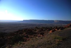 Arizona desert. A view of Arizona desert ,along route 89 Stock Images