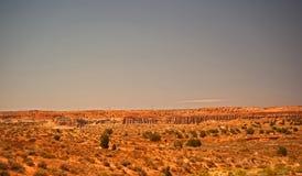 Arizona Desert Royalty Free Stock Photography