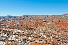 Free Arizona Desert In Winter Stock Photography - 8625932