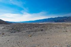 Arizona desert in January, USA. Scenic picture of the beautiful horizon in Arizona desert, USA Stock Images