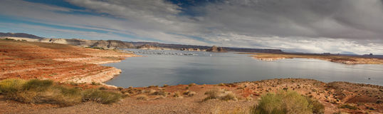 Arizona Desert Landscape Stock Photo