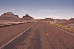 Arizona Desert Road Royalty Free Stock Image