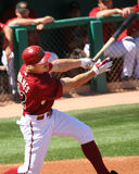 Arizona Diamondback Eric Byrnes Stock Photo