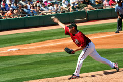 Arizona Diamondbacks Brandon Webb Stock Image