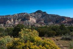 Arizona Duże góry, duży niebo fotografia stock