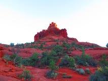 arizona dzwonu skały sedona Obraz Stock