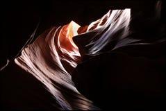 arizona för 3 antilop kanjon USA Arkivbilder