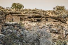 Arizona falezy mieszkania Fotografia Stock