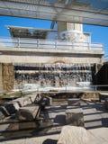 Arizona Falls in Phoenix. Arizona Falls, restored hydroelectric power plant in Phoenix, Arizona Royalty Free Stock Photo