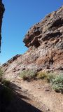 Arizona-Felsen Stockfotos