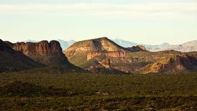 arizona gór s przesąd Fotografia Stock