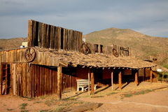 Arizona Ghost Town Stock Images