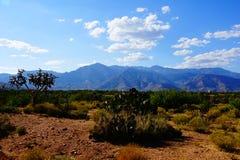 Arizona& x27 goregeous τοπίο του s Στοκ φωτογραφία με δικαίωμα ελεύθερης χρήσης