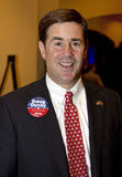 Arizona Governor Doug Ducey Stock Photo