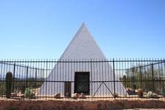USA, Arizona/Tempe: Governor Hunts Tomb Royalty Free Stock Image