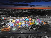 Arizona-Grafschaftskarneval Lizenzfreies Stockbild