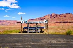 Arizona-Handelsstation Lizenzfreie Stockfotos