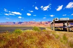 Arizona-Handelsstation Lizenzfreie Stockbilder