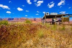 Arizona-Handelsstation Lizenzfreies Stockfoto
