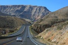 Arizona highway Royalty Free Stock Images