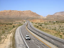 Arizona Highway Royalty Free Stock Image