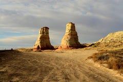 Arizona Hoodoos Zdjęcia Stock
