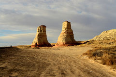 Arizona Hoodoos Stock Photos