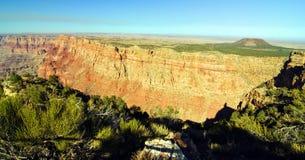 arizona jaru uroczysty krajobrazowy park narodowy usa Obraz Royalty Free