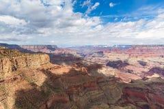 arizona jaru uroczysty park narodowy usa Obraz Royalty Free