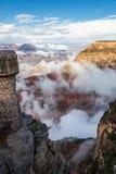 arizona jaru uroczysty park narodowy usa Zdjęcie Stock