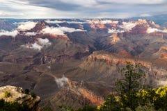 arizona jaru uroczysty park narodowy usa Zdjęcia Stock