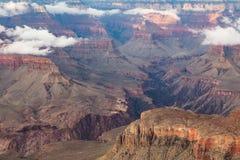 arizona jaru uroczysty park narodowy usa Obrazy Stock