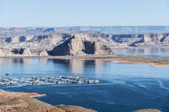arizona jeziora powell Obraz Royalty Free