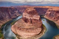 Arizona-Kehre Stockbild