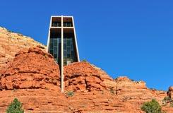 arizona kościół Fotografia Royalty Free