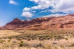 Arizona krajobraz Zdjęcia Stock