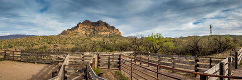 Arizona Landscapes Royalty Free Stock Photo