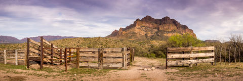 Arizona Landscapes Royalty Free Stock Photos