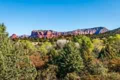 Arizona-Landschaft Lizenzfreies Stockbild