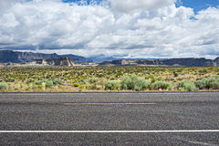 Arizona landskap Royaltyfria Bilder