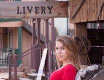 The Arizona Livery Royalty Free Stock Photos