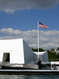 arizona memorial Fotografia Royalty Free