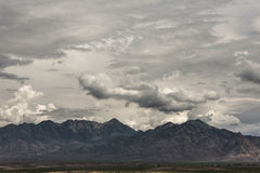 Arizona Monsoon Season Royalty Free Stock Image