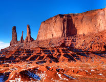 Arizona Monument Valley Stock Photo