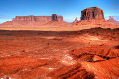 Arizona Monument Valley Stock Photography
