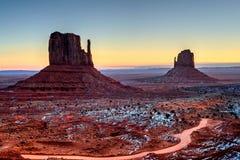 Arizona Monument Valley Stock Photography