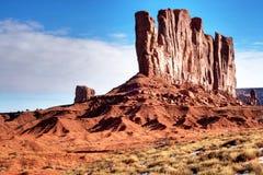 Arizona Monument Valley Stock Photo